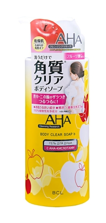 Aha Cleansing Research Body Clear