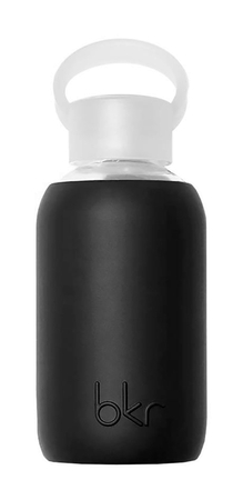 Bkr Jet Opaque Black Bottle