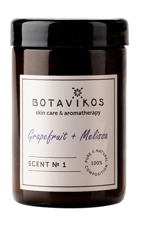 Botavikos Natural Massage Aroma Candle