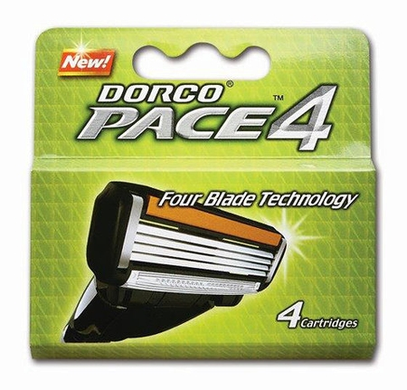 Dorco Pace 4 Razor System