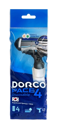 Dorco Pace 4 Blade Disposable