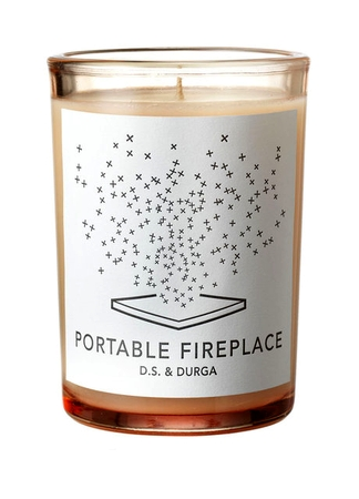 DS&Durga Portable Fireplace candle