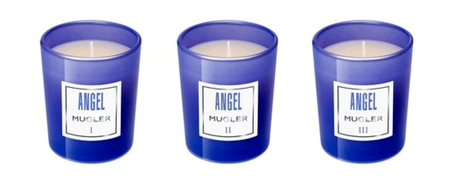 Mugler Angel Mini Candle Set