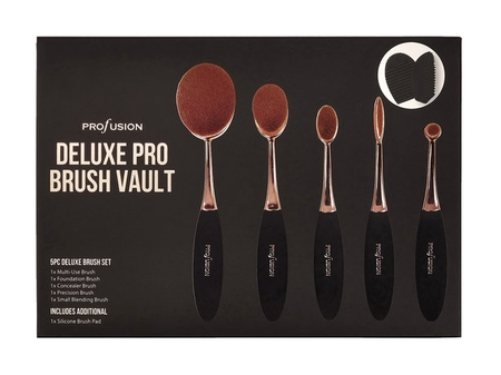 Profusion Deluxe Pro Brush Vault